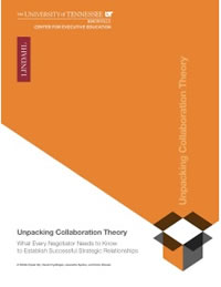 Unpacking Collaborative Theory White Paper