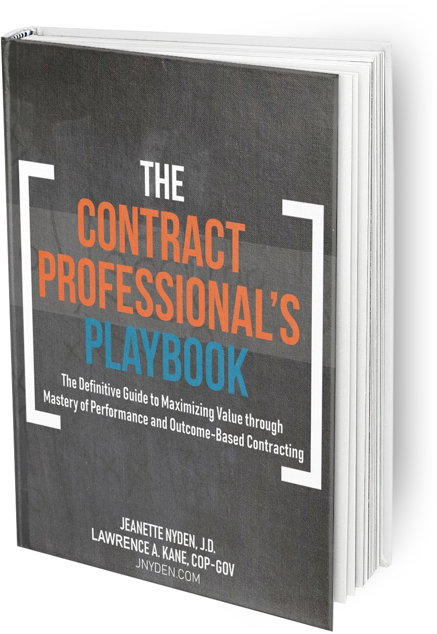 The Contract Professional's Playbook