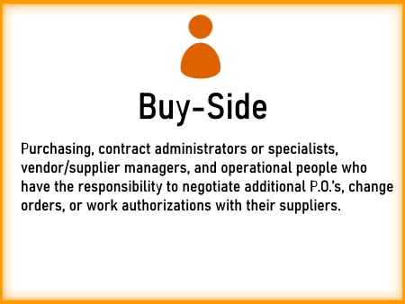 Buy-Side Contract Professionals
