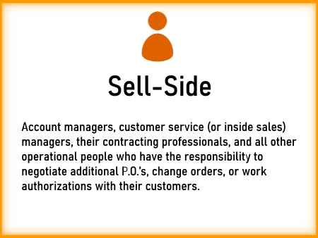 Sell-Side Contract Professionals