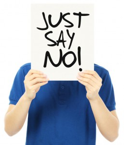 Just Say No: How to sound positive when you're negotiating the negative