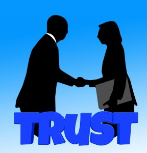 Negotiating Trust Back Into A Relationship