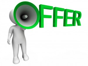 Think Twice Before You Make the First Offer